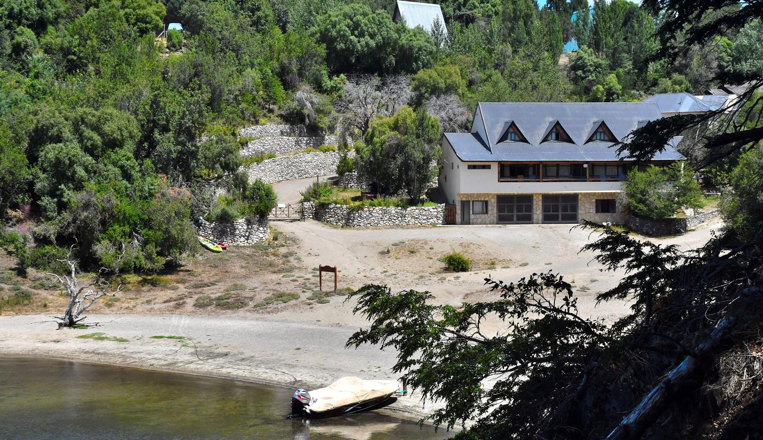 Bahía Rosedal - Apart Hotel de Montaña | Villa Pehuenia - Patagonia - Argentina
