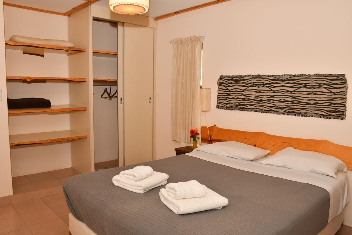 Cabaña de 2 plantas - Bahía Rosedal - Apart Hotel de Montaña | Villa Pehuenia - Patagonia - Argentina