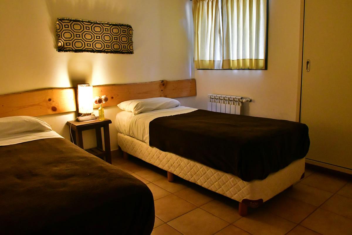 Casa - Bahía Rosedal - Apart Hotel de Montaña | Villa Pehuenia - Patagonia - Argentina